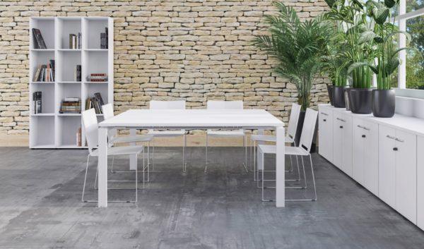 Table réunion rectangulaire carré Euroburo Calais Nord Pas De Calais