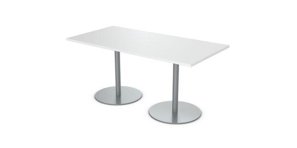Table réunion rectangulaire pied tulipe Calais Nord Pas De Calais
